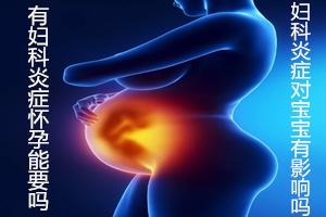有妇科炎症怀孕能要吗【必知!】妇科炎症对宝宝有影响吗