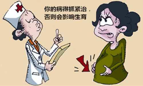 【盆腔炎可以怀孕吗】盆腔炎不治疗,怀孕竟有这种不安?!